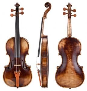 Evans - Violin - 4/4