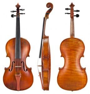 Heberlein - Violin - 4/4