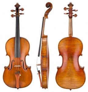Jacquot - Violin - 4/4