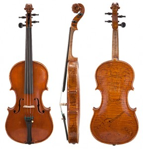 Amundson Violin 4/4