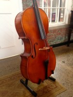 Herrman Cello