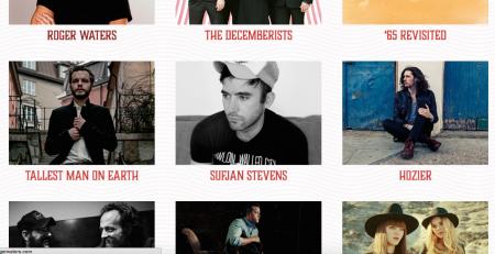2015 lineup