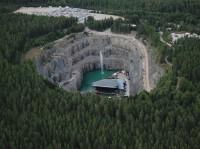 Dalhalla, Rättvik, Dalecarlia, Sweden