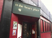 TT the Bear in Cambridge