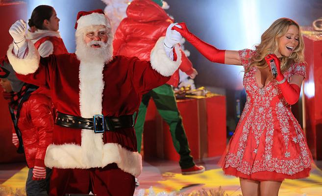 Mariah Carey Christmas Png.Mccarten Violins Mariah Carey S Christmas Empire