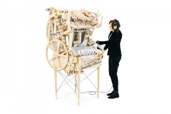 The Wintergarten Machine