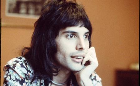 Queen Singer Freddie Mercury